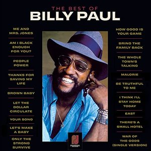 Image for 'The Best Of Billy Paul'