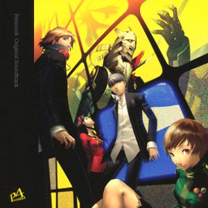 Image pour 'Persona 4 Original Soundtrack'
