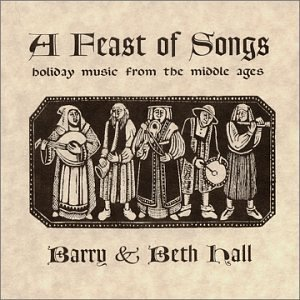 Image for 'A Feast of Songs: Holiday Music From the Middle Ages'