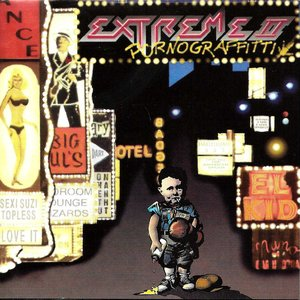 Image for 'Extreme II - Pornograffitti'