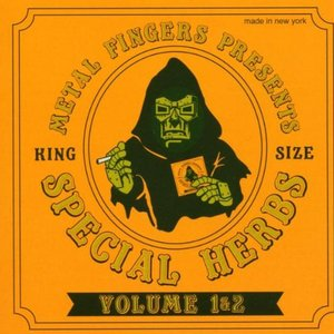 Image for 'Metal Fingers Presents: Special Herbs, Vol. 1 & 2'