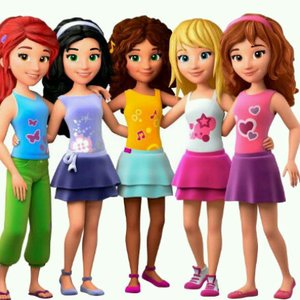 Image for 'Lego Friends'