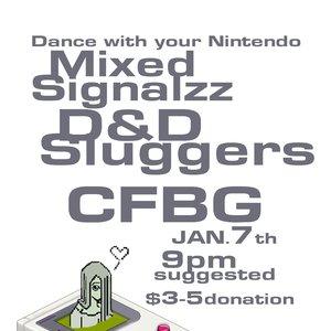 Image for 'D&D Sluggers'
