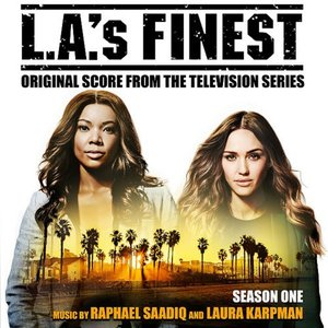 Image for 'L.A.'s Finest: Season One (Original Score from the Television Series)'