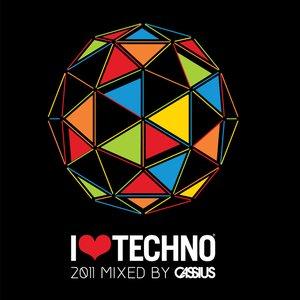 Image for 'I Love Techno 2011'