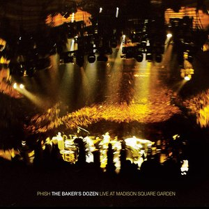 Image for 'The Baker's Dozen: Live At Madison Square Garden'