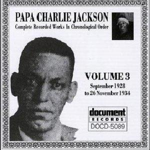 Image for 'Papa Charlie Jackson Vol. 3 (1928 - 1934)'
