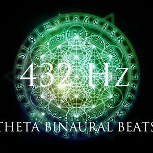 Image for 'Deep Theta : High Coherence Soundscapes for Meditation and Healing'