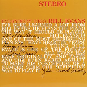 Image for 'Everybody Digs Bill Evans'