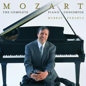 'Mozart: The Complete Piano Concertos' için resim