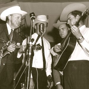 Image for 'Bill Monroe & His Blue Grass Boys'