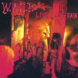 Image for 'Live... In the Raw'