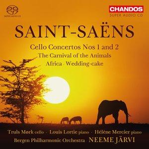 Image for 'Saint-Saëns: Cello Concertos, Le carnaval des animaux, Africa & Wedding Cake'