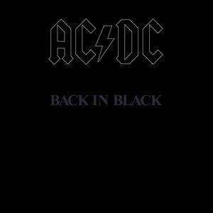 Immagine per 'Back in Black'