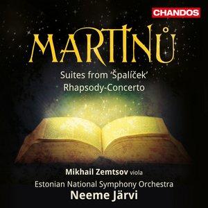 Image for 'Martinů: Špalíček Suites Nos. 1 & 2 and Rhapsody-Concerto, H. 337'