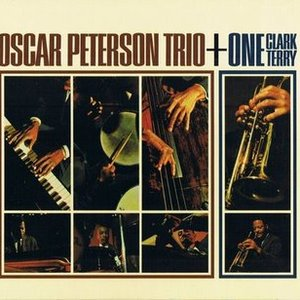 Image for 'Oscar Peterson Trio Plus One'