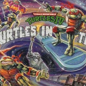 Image for 'Teenage Mutant Ninja Turtles IV: Turtles In Time'