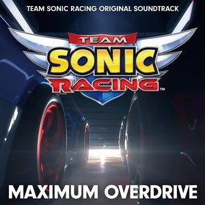 Immagine per 'MAXIMUM OVERDRIVE - TEAM SONIC RACING ORIGINAL SOUNDTRACK'