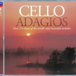 Image for 'Cello Adagios'