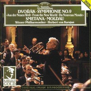 "Image for 'Dvořák: Symphony No.9, Op.95, B. 178 ""From the New World"" / Smetana: The Moldau'"