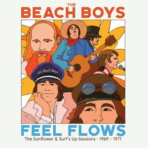 """Image for '""""Feel Flows"""" The Sunflower & Surf's Up Sessions 1969-1971 (Super Deluxe)'"""