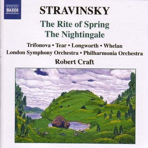 Image for 'Stravinsky: The Rite Of Spring, The Nightingale'