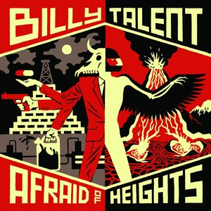 Image for 'Afraid of Heights (Deluxe Version)'