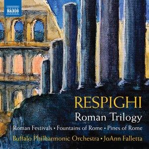 Image for 'Respighi: Roman Trilogy'