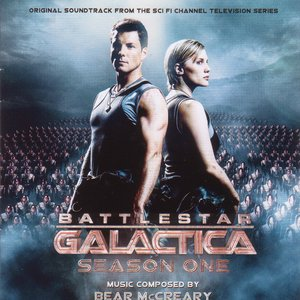 Image for 'Battlestar Galactica: Season One: Original Soundtrack From The Sci Fi Channel Television Series'