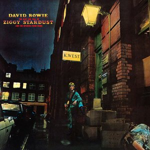 Изображение для 'The Rise And Fall Of Ziggy Stardust And The Spiders From Mars (2012 Remastered Version)'