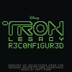 Image for 'TRON: Legacy Reconfigured'