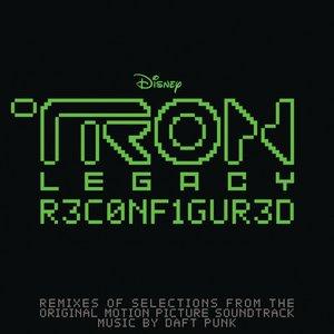 Bild für 'TRON: Legacy Reconfigured'