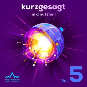 Image pour 'Kurzgesagt, Vol. 5 (Original Motion Picture Soundtrack)'