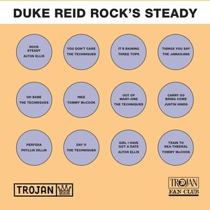 Image for 'Duke Reid Rocks Steady'