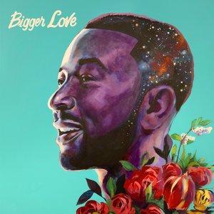 Image for 'Bigger Love'