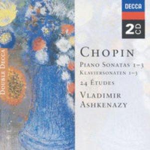 Image for 'Chopin: Piano Sonatas Nos. 1 - 3; 24 Etudes; Fantaisie In F Minor (2 CDs)'