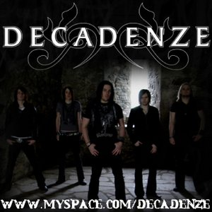 Image for 'DECADENZE'
