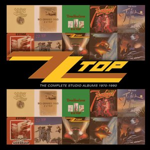 Image for 'The Complete Studio Albums (1970 - 1990)'