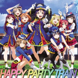 Image for 'HAPPY PARTY TRAIN'