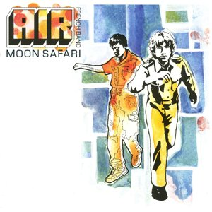 Image for 'Moon Safari'