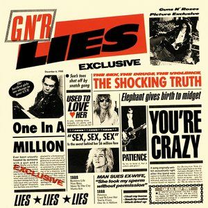 Imagem de 'G N' R Lies'
