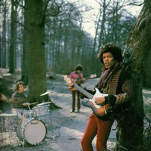 Image for 'The Jimi Hendrix Experience'