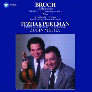 Image for 'Bruch: Violin Concerto No.2 - Scottish Fantasy'