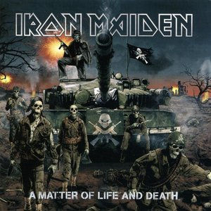 Image for 'A Matter Of Life And Death (2015 Remaster)'