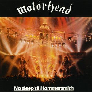 Image for 'No Sleep 'Til Hammersmith'