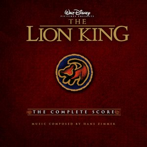 Image for 'The Lion King (complete score)'