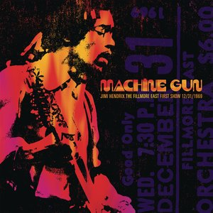 Image for 'Machine Gun: Live at the Fillmore East 12/31/1969 (First Show)'