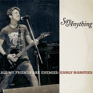 Image for 'All My Friends Are Enemies: Early Rarities'