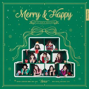 Image for 'Merry & Happy'
