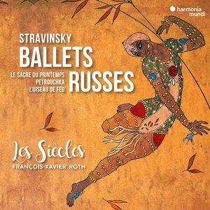 Image for 'Stravinsky: Ballets Russes'